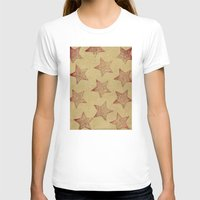 star T-shirts featuring Star by sinonelineman