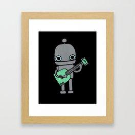 Rockin' Mach Framed Art Print