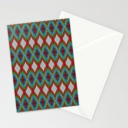 Macaw Pattern Stationery Cards