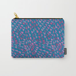 Mosaic Hearts Carry-All Pouch