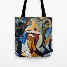Encore Tote Bag