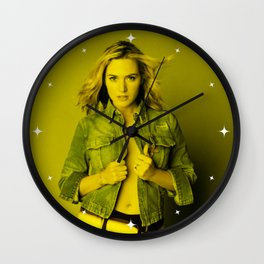 Kate winslet - Celebrity Wall Clock