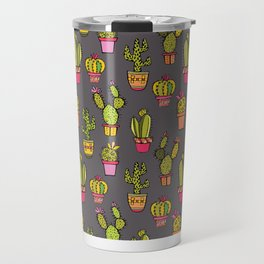 little piece of desert ... (gray) Travel Mug