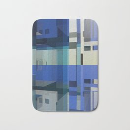 Abstract Composition 605 Bath Mat