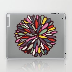 Retro Dahlia Laptop & iPad Skin