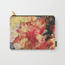 Leaves in a Puddle Carry-All Pouch