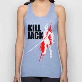 KILL JACK - ASSASSIN Unisex Tank Top