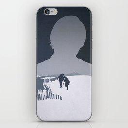 Meet Me In Montauk iPhone Skin