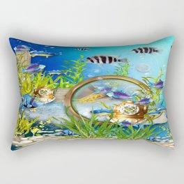 Unterwasserwelt Rectangular Pillow