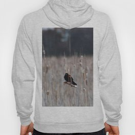 Blackbirds Singing Hoody