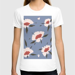 Countryside Floral Pattern  T-shirt