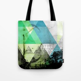Abstract Geometry V3  Tote Bag