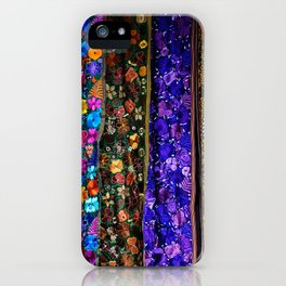 mexican art iPhone Case