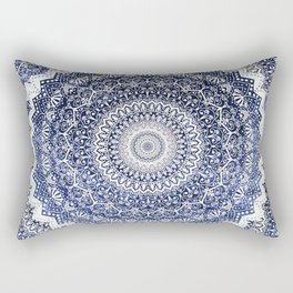 COLD WINTER MANDALAS Rectangular Pillow