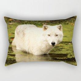 Watchful Eyes Rectangular Pillow
