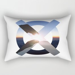 OX[maru-batsu] Rectangular Pillow