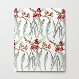 Eucalyptus Garden Metal Print