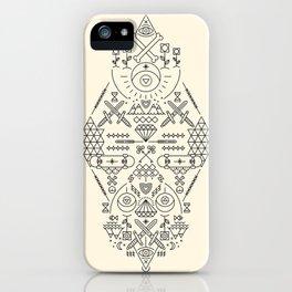 SIMETRIA - II iPhone Case