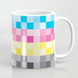 50 Shades of CMYK Coffee Mug