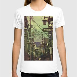 Wired City T-shirt