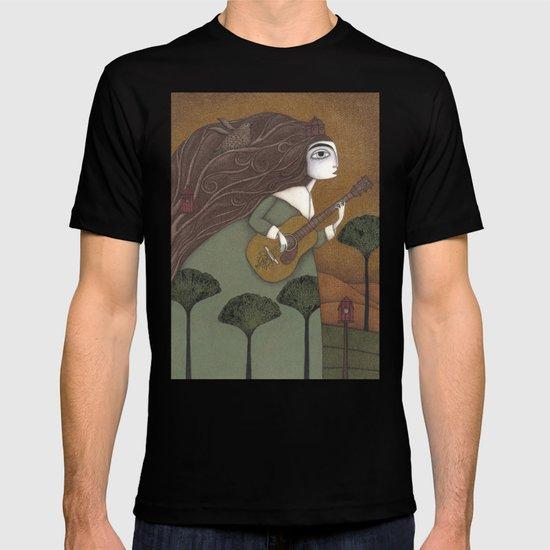 The Guitar Player T-shirt