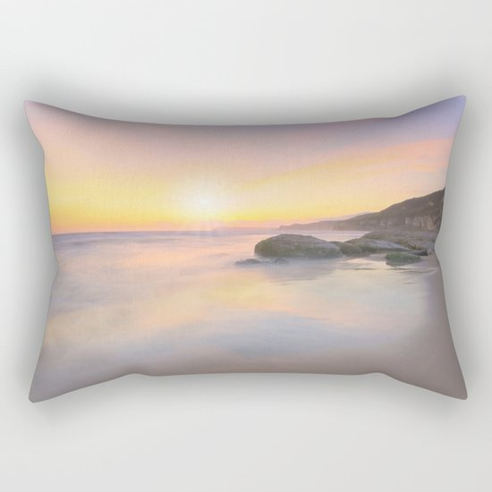 The morning Light Rectangular Pillow