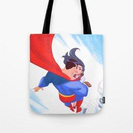 Lois&Clark Tote Bag