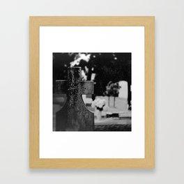 Six-Feet Above Framed Art Print