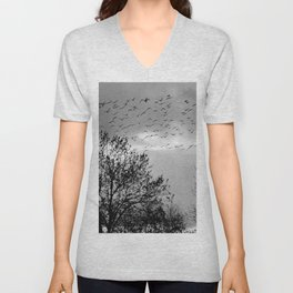 wildlife Unisex V-Neck