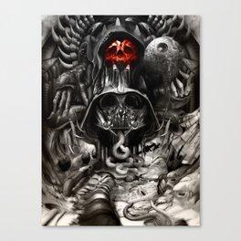 Giger Wars Canvas Print