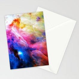 Hubble 1 Orion Nebula M42 Stationery Cards