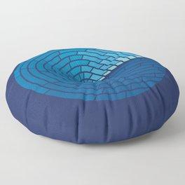 Almighty Ocean Floor Pillow