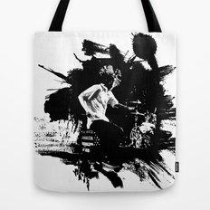 Zack de la Rocha Tote Bag