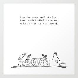 Emmet Art Print
