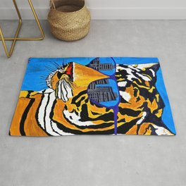 Tiger and Shades Rug