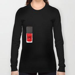 perfect nail polish Long Sleeve T-shirt