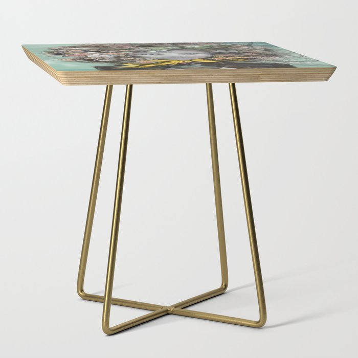 Changing Seasons Side Table