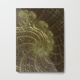 Old Growth #5 Metal Print