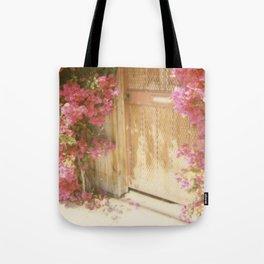 California Bougainvillea Tote Bag