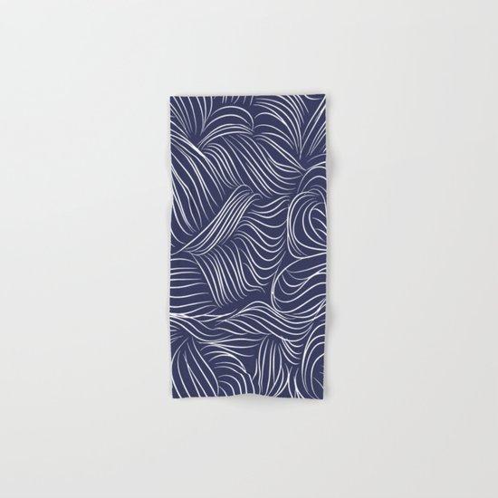 Pattern Hand & Bath Towel