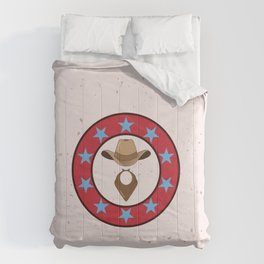 Cowboy star Comforters