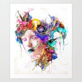Morning Cocoon Art Print