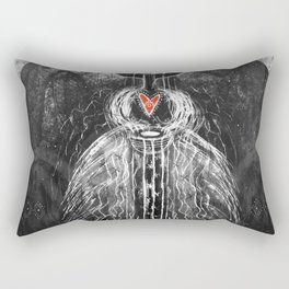 Mountain Plant Spirit Rectangular Pillow