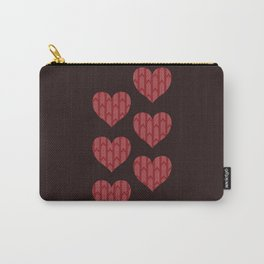Six hearts 03 Carry-All Pouch