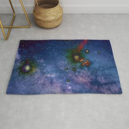Lost In Space And Time Rug