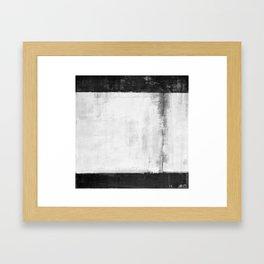Leveled Framed Art Print