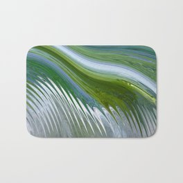 328 - Abstract Colour Design Bath Mat