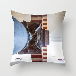 Mosque of Cordoba, Spain Throw Pillow