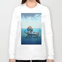 nemo Long Sleeve T-shirts featuring Nemo by Tony Vazquez