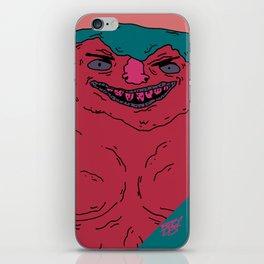 yung tuff iPhone Skin
